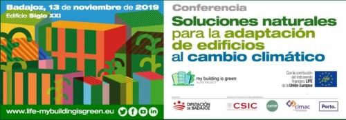 «Soluciones naturales para la adaptación de edificios al cambio climático»