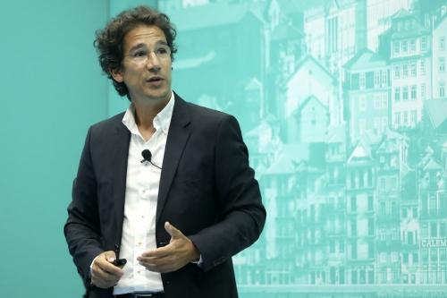 Paulo Palha reeleito vice presidente da Federação Europeia para as Coberturas e Paredes Verdes