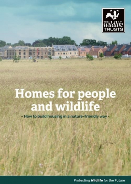 New Guidelines Call For Homes For People And Wildlife