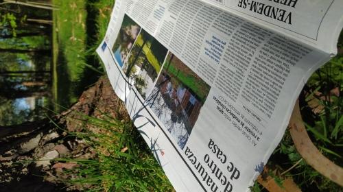 """""""A natureza dentro de casa"""", entrevista do Jornal Expresso à ANCV"""