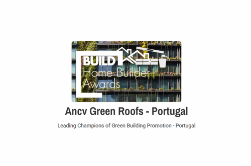 """ANCV received the award of """"Leading Champions of Green Building Promotion"""""""
