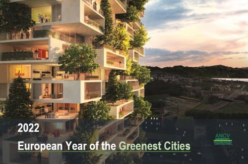 2022 será o Ano Europeu das Cidades Mais Verdes