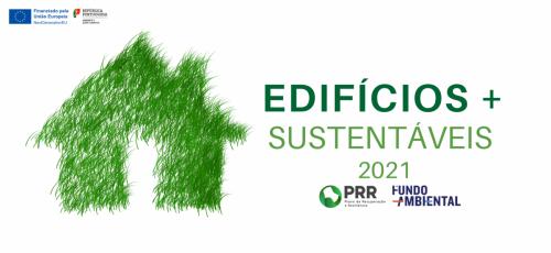 2ª FASE Programa de Apoio Edifícios +Sustentáveis