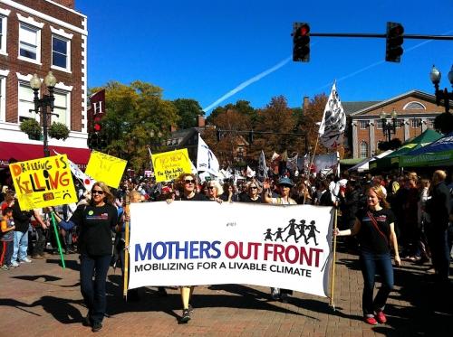 Uma solução climática: A conquista das Mothers Out Front, em Massachusetts
