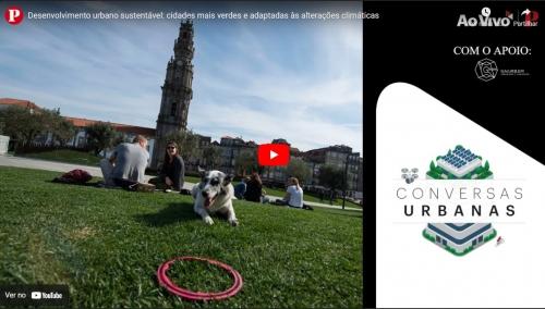 "Jornal Público ""Desenvolvimento urbano sustentável (...)"""