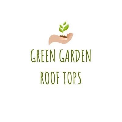 Green Garden Roof Tops