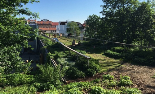 CZECH REPUBLIC IMPLEMENTS INCENTIVE POLICY FOR INSTALLATION OF GREEN ROOFS