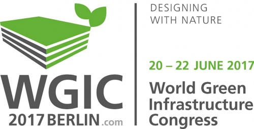 WORLD GREEN INFRASTRUCTURE CONGRESS – WGIC 2017 – FROM 20th to 22nd of June in Berlin
