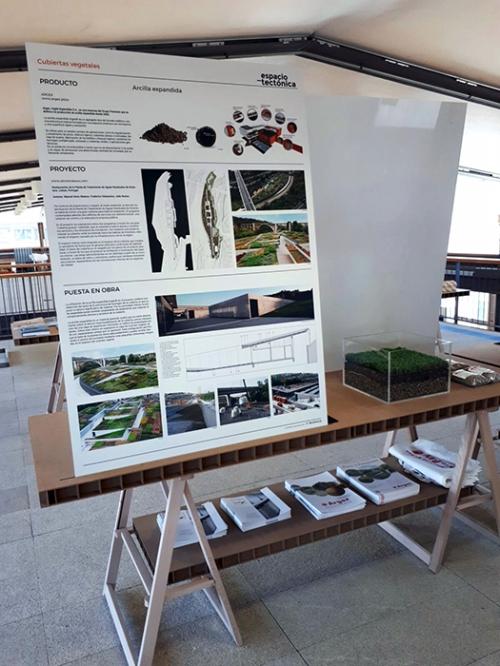 ARGEX participa em exposição no Colégio Oficial de Arquitectos de Madrid