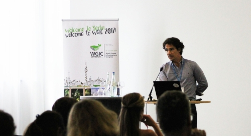"ANCV marca presença no ""World Green Infrastructure Congress (WGIC) 2017"""