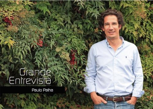 """Entrevista com o Engº Paulo Palha, Presidente da ANCV, na revista """"O Instalador"""""""
