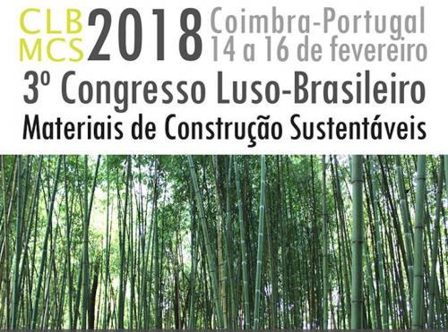 ANCV marcará presença no 3º Congresso Luso-Brasileiro de Materiais de Construção em Coimbra!