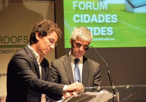 ANCV assina termo  de parceria com a Câmara Municipal de Leiria