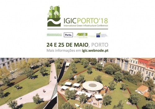 ANCV organizes the international conference on green infrastructures together with Oporto City Hall