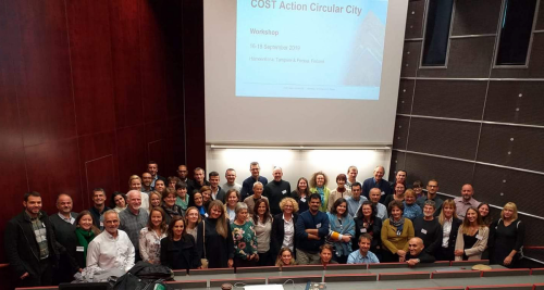 COST Action 17133 - Implementing nature based solutions for creating a resourceful circular city