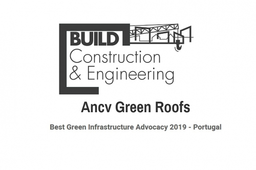 ANCV recebe o prémio de Best Green Advocacy 2019 pela revista Build